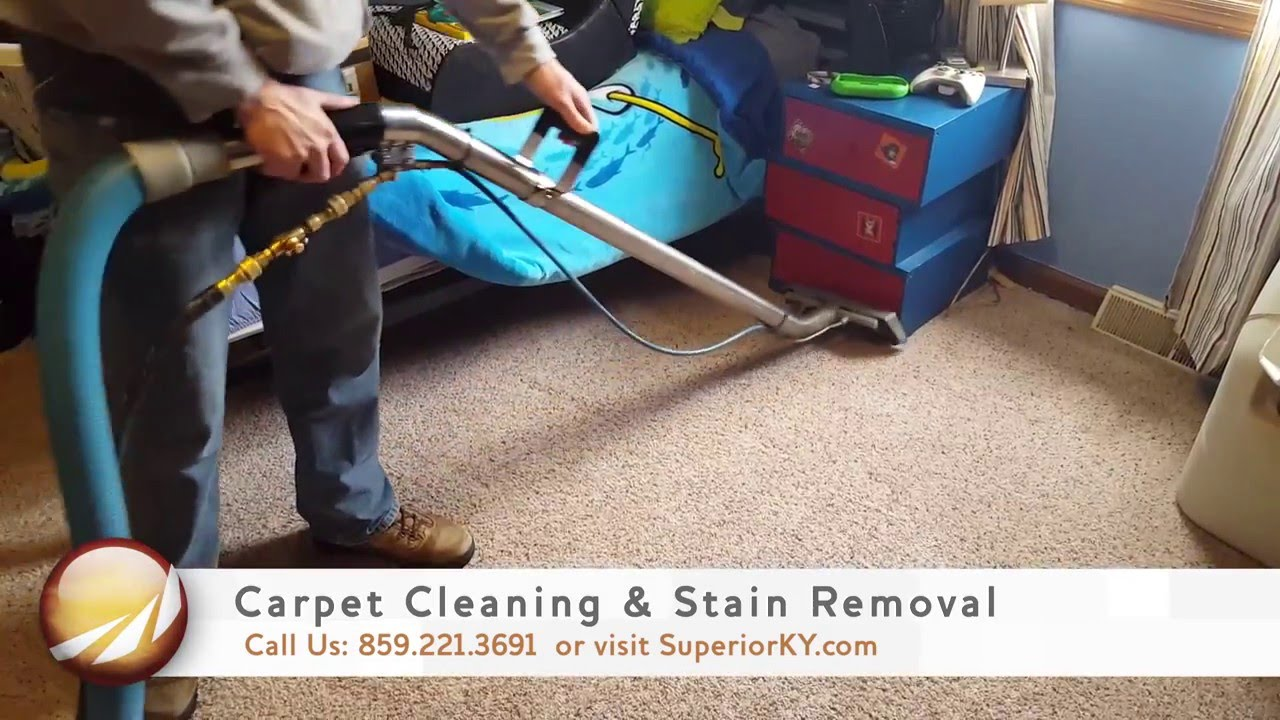 Carpet Cleaning and Floor Care Services