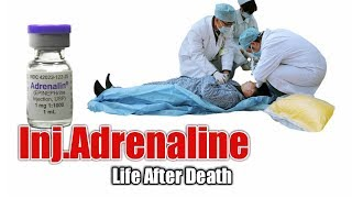 Injection Adrenaline Emergency Drugs Action side effects