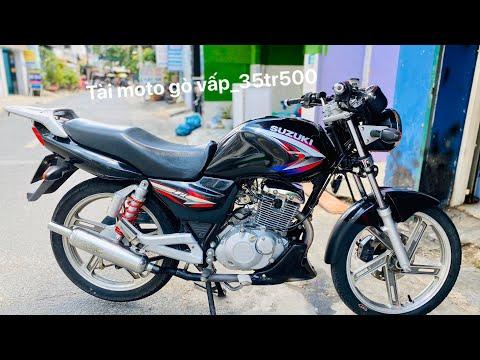 Suzuki EN 150 có bền không?phân khúc 150cc lành tính tiết kiệm xăng_Tài moto gò vấp