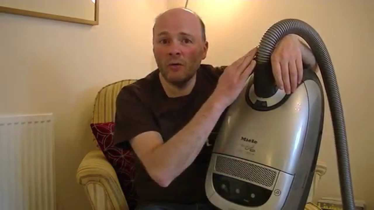 Miele S5 Revolution 5000 Cylinder Vacuum Cleaner Demonstration Review