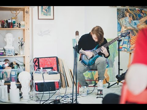 Transistor Show - Sergey Golovin plays at Jaroom Art Studio (Episode Moscow-04)