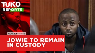 Joseph Irungu alias Jowie to remain in custody | Tuko TV