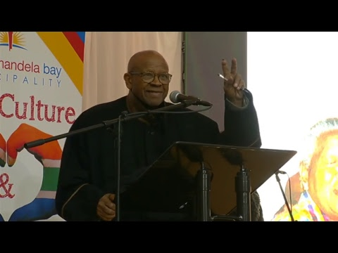 Memorial service for Winston Ntshona