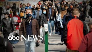 ABC News Live Update: Breaking down the new CDC mask guidelines
