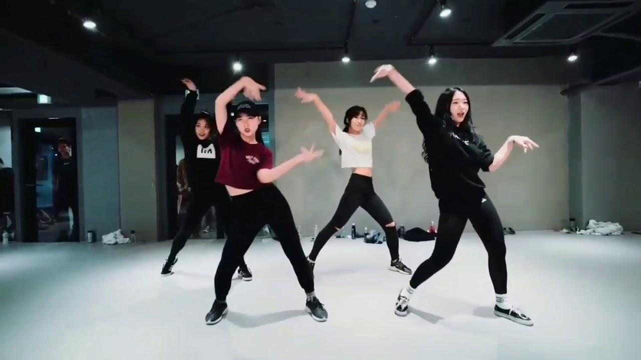 BCL feat korean dancing - i wanna dance tonight
