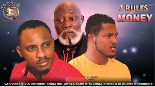 7 Rules of Money   - Nigerian Nollywood Movie
