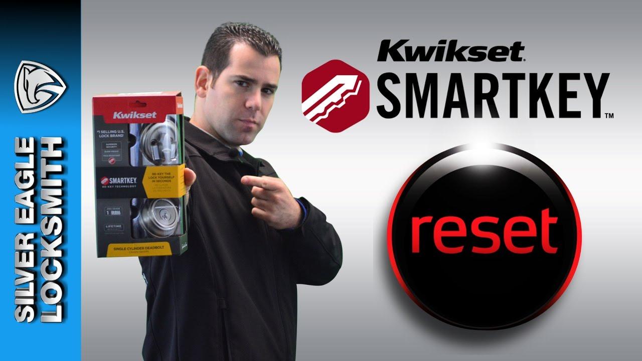 kwikset smart key manual reset