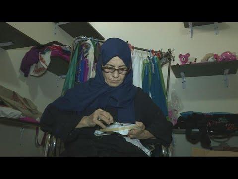 أخبار خاصة - مبادرة -بسمة و زيتونة- تشجع عمل النازحات السوريات في #التطريز  - نشر قبل 5 ساعة