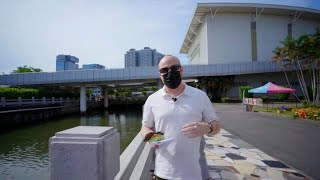 GLOBALink | American vlogger shares experience of getting vaccinated in Zhongshan, China