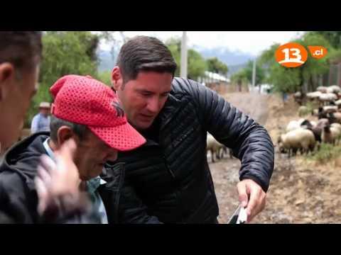 """Chacayes - Coya - Termas de Cauquenes. Turismo Rural Machalí. Programa """"Usted no reconoce a Chile""""."""