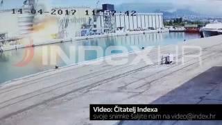 EKSKLUZIVNO Pogledajte eksploziju koja je zatresla Split