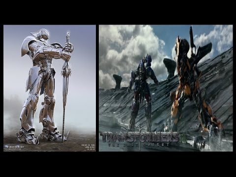 Transformers The Last Knight - Primus possibly in/ The Omega Lock on Earth?!