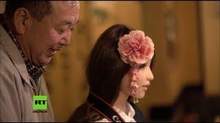 Япония: КУКЛА - ИДЕАЛЬНАЯ ЖЕНА! Спасение от одиночества
