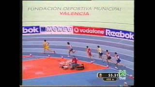 Antonio Reina Cto  España Valencia P C  2004 Final 800 m l
