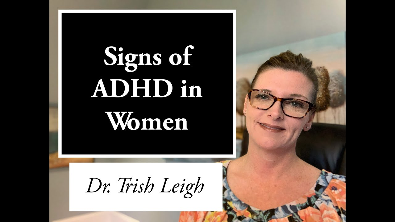 Download Signs of ADHD in Women