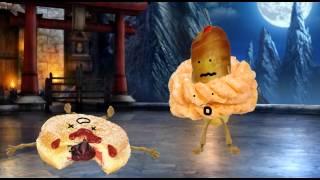 Kolache vs Donut