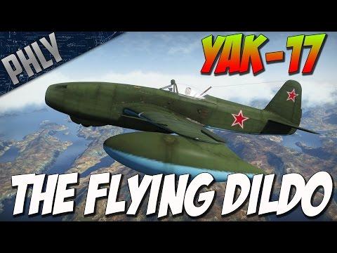 War Thunder Jet Gameplay- The Flying DILDO! War Thunder Gameplay