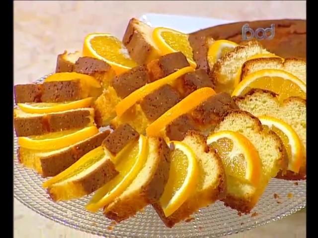 طريقة عمل كيكة البرتقال على طريقة الشيف #هالهـفهمي من برنامج #البلدىـيوكل #فوود