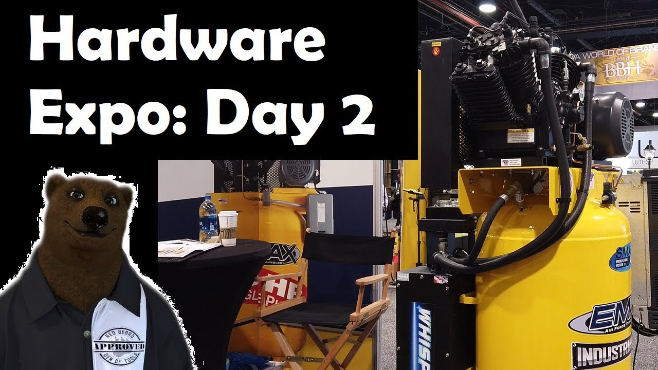 National Hardware Show 2019 (Day 2)