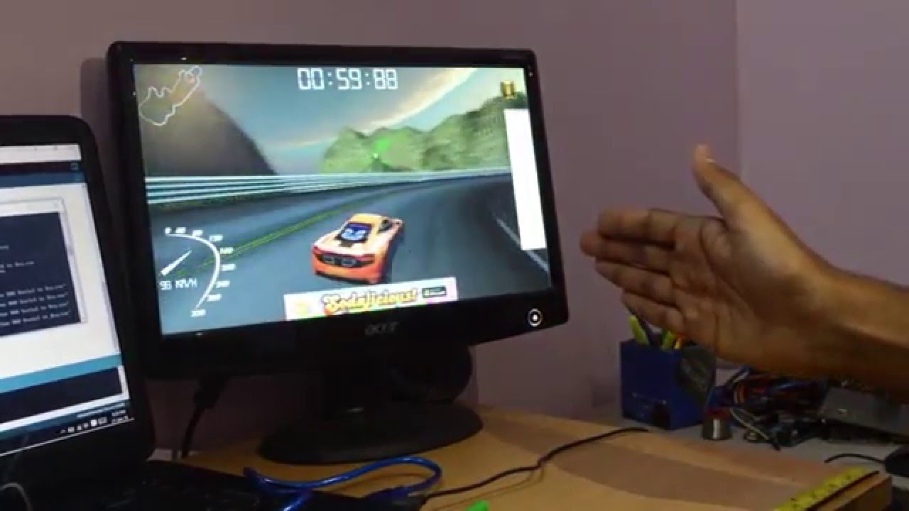 Image result for gaming gesture control
