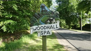 Spring Bank Holiday Early Evening Walk Around Woodhall Spa During Lockdown - 25th May 2020 - 4K
