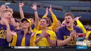 2016 Michigan Football Highlights v. Wisconsin