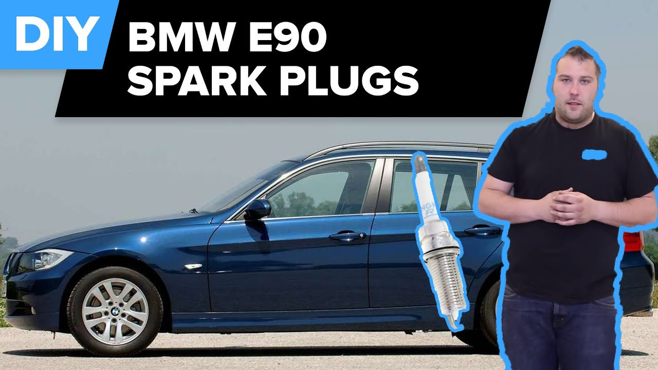 bmw e90 spark plug diy 325xi 328xi x3 x5 528i 328i z4 more