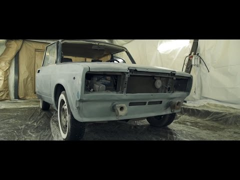 Thumbnail: BLACK JACK #2. Tuning Russian Car / ТЮНИНГ ВАЗ 2107