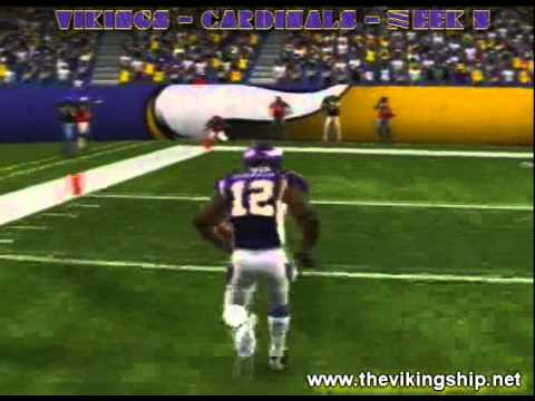Minnesota Vikings Parody: Achy Breaky Cards (Billy Ray Cyrus Parody) Vikings Cardinals
