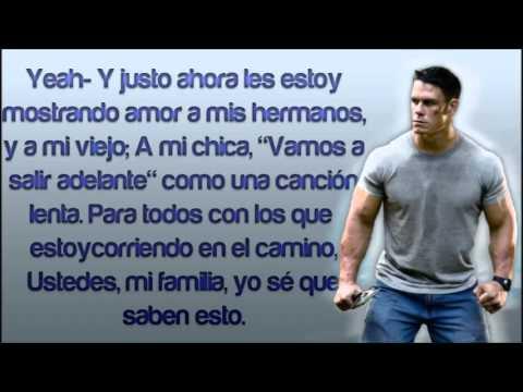 John Cena Right Now En Español