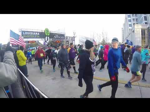 Louisiana Marathon (6.55 And 5K Start)