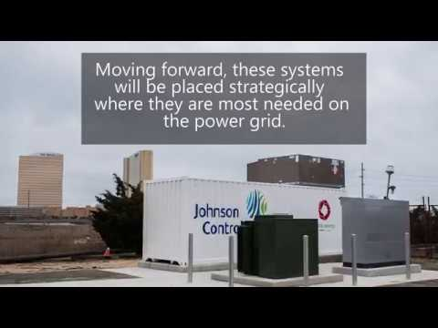 Atlantic County Utilities Authority Battery Energy Storage System