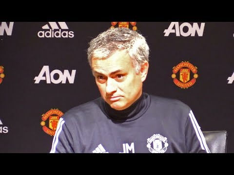 Manchester United 2-0 Derby - Jose Mourinho Full Post Match Press Conference - Hits Back At Conte