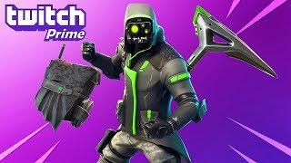 ❌FREE SKIN IN FORTNITE!! 😱 Twitch Prime Pack 3