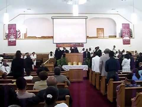 Rev. Elmore Garner Whooping Part Nine This Church Is Killing Me MCBC Lake Charles, Louisiana