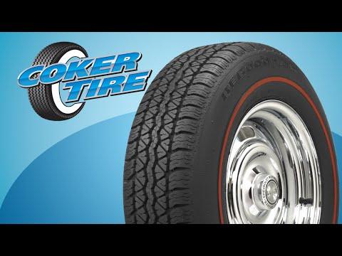 BF Goodrich Redline Radial Tires