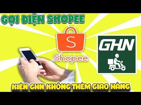 Gọi điện Cho Shopee Kiện GHN Vì Không Thèm Giao Hàng ( Shopee Case) | Văn Hóng