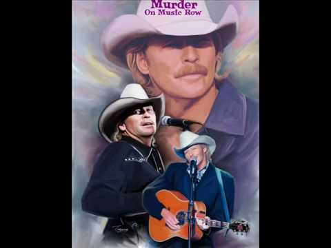 Alan Jackson  Murder On Music Row