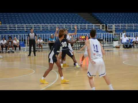Εθνική Γυναικών: Ελλάδα - West Virginia 50-47