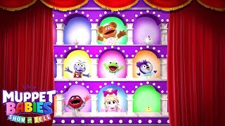 The Great Muppet (Short) Musical Show and Tell | Muppet Babies | Disney Junior
