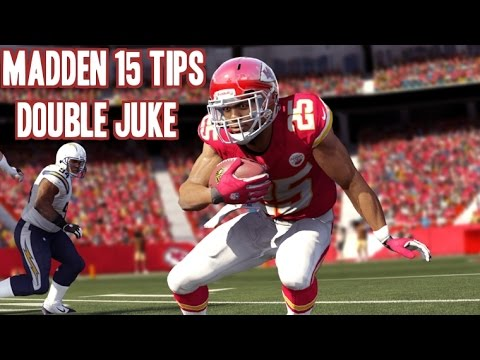 Madden 15 Tips | Double Juke