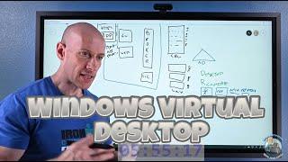 360 in 360 - Azure Windows Virtual Desktop