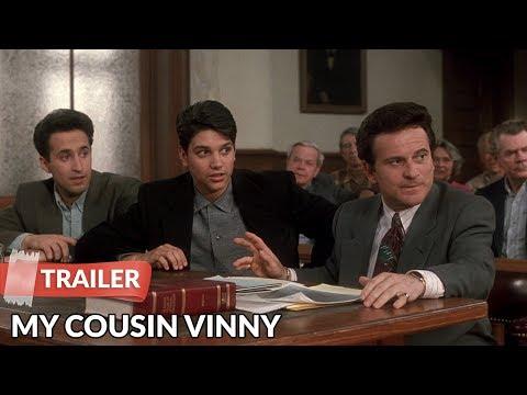 My Cousin Vinny 1992 Trailer HD   Joe Pesci   Marisa Tomei   Ralph Macchio