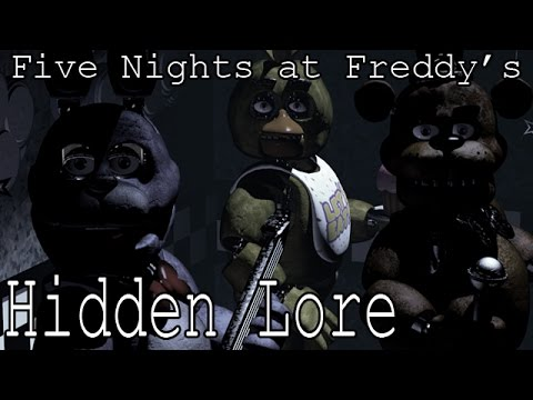 """Five Nights at Freddy's :: Hidden Lore"""