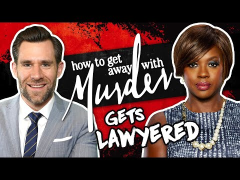Real Lawyer Reacts to How to Get Away With Murder (Episode 1