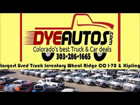 Largest Truck Inventory Wheat Ridge Denver Metro Colorado