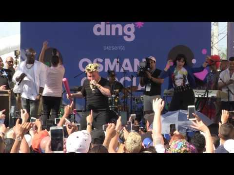 Osmani Garcia - Miami Chiling - Calle Ocho Miami - Ding