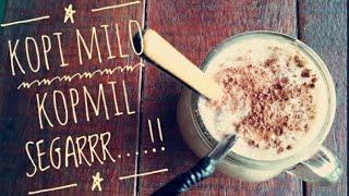 Kopi Milo Enak | Resep minuman sederhana