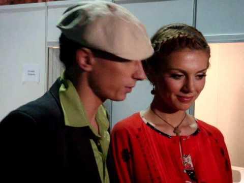 WindCarrot.com: Вадим Галыгин и Анна Седокова