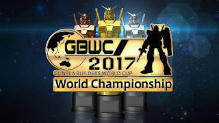 GBWC 2017 World Championship Awards Ceremony (JPN Dub) ガンプラワールドカップ 検索動画 18